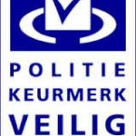 Politie keurmerk veilig wonen